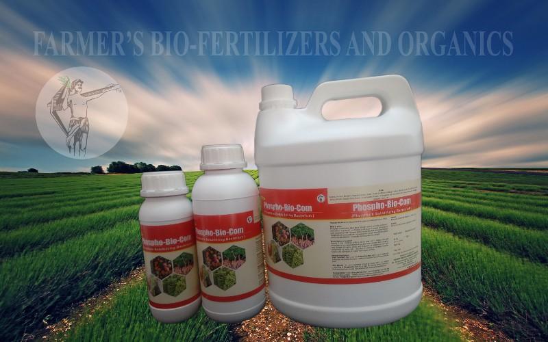 Phospho-bio-com: Phosphate solubilizing bacterium